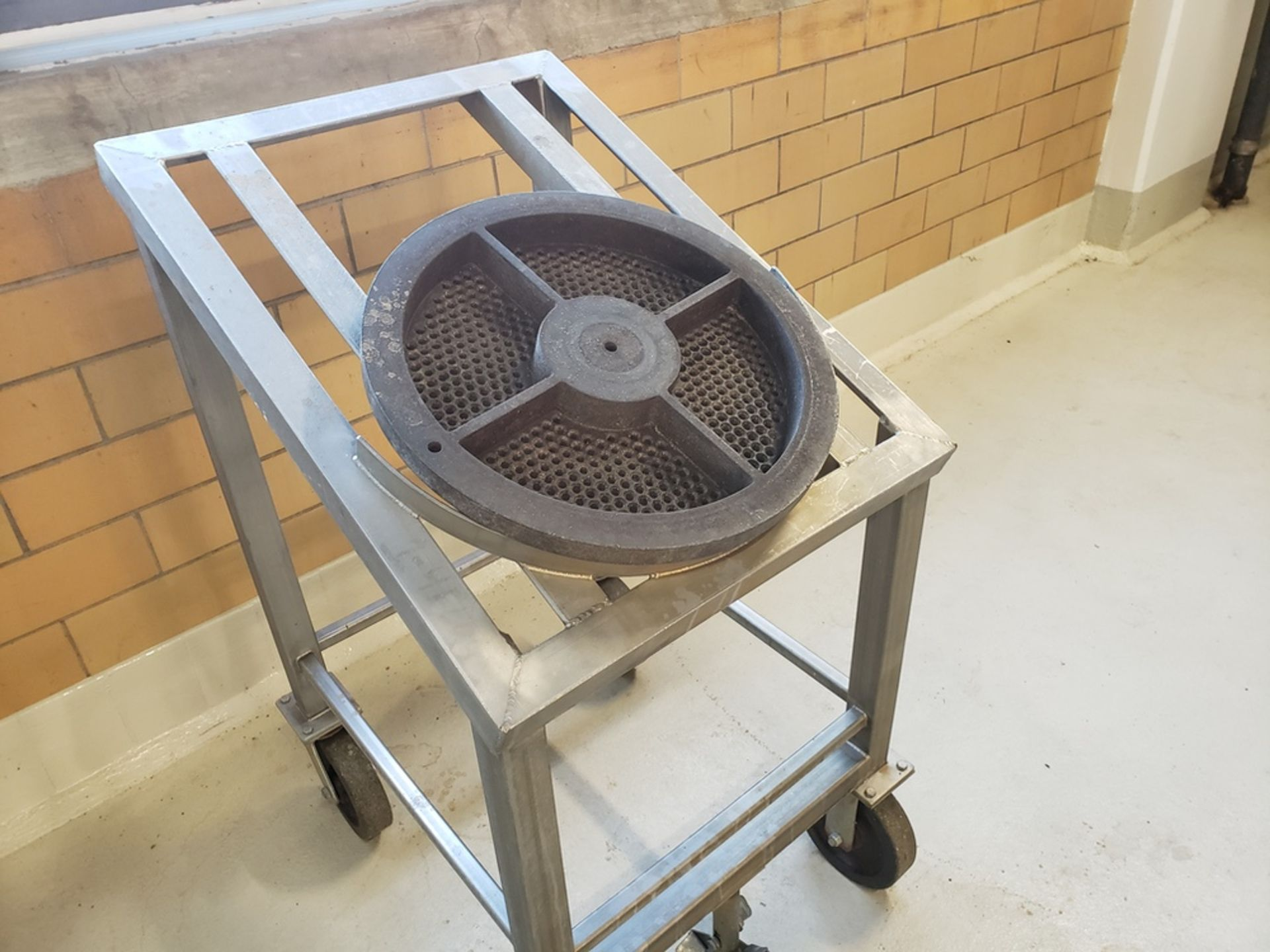 Lot 335 - Bonnot Cooling Extruder, (No Screw, Parts Only) | Rig Fee: $4500