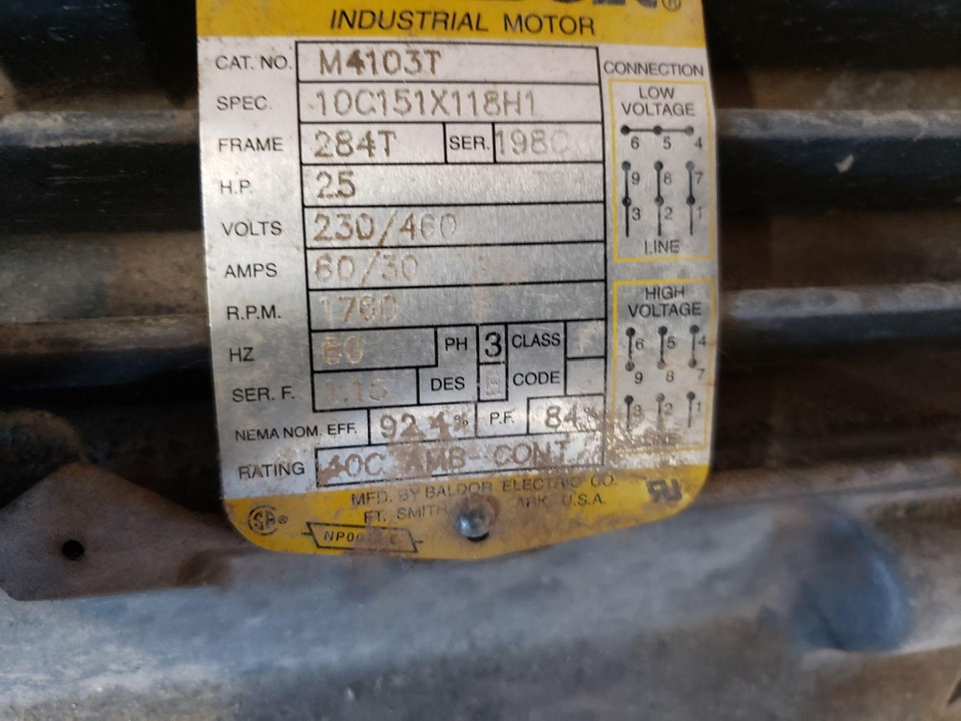 Lot 311 - 25 HP Blower Skid | Rig Fee: $400