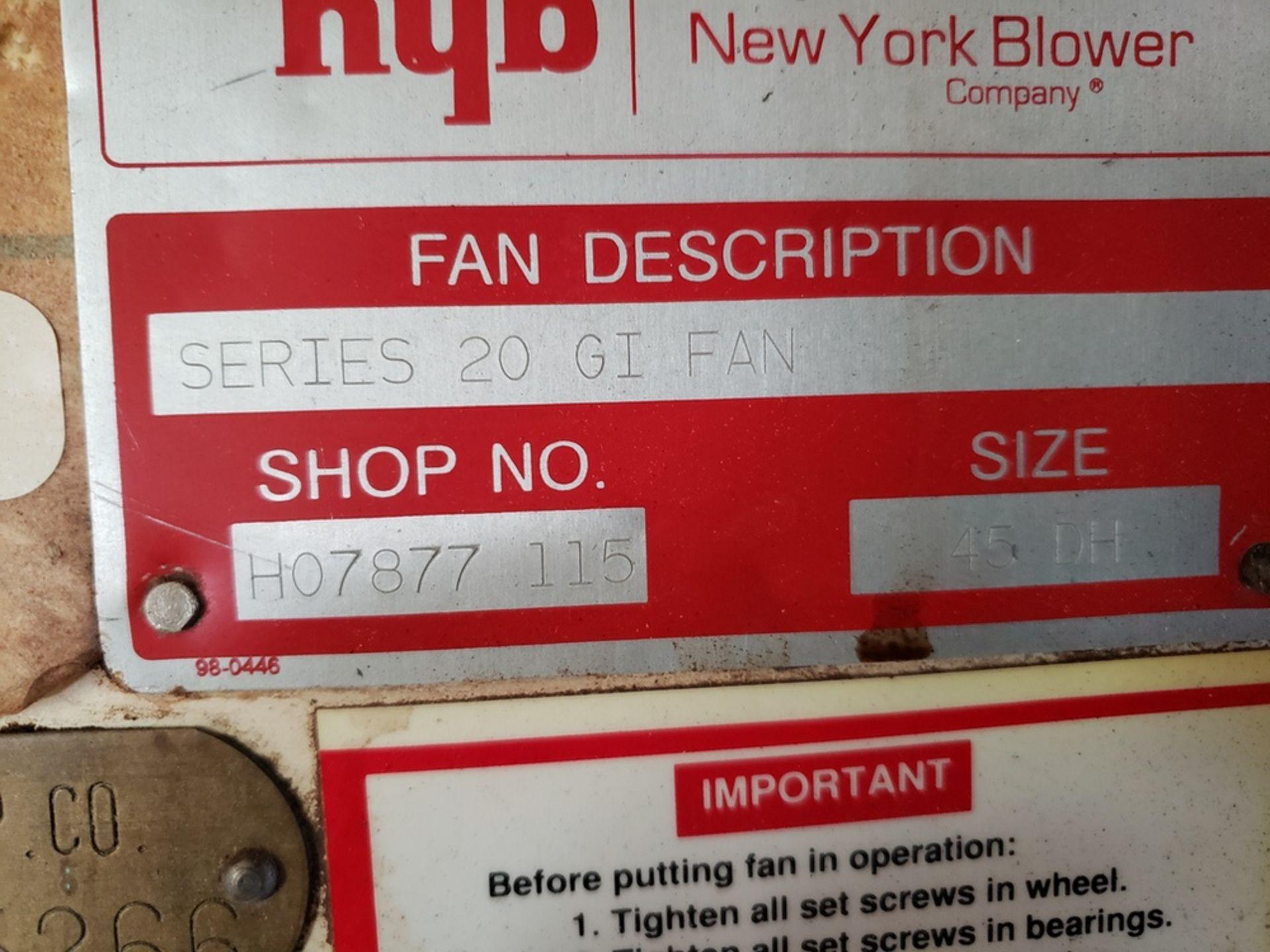 Lot 319 - 75 HP Blower Skid | Rig Fee: $450
