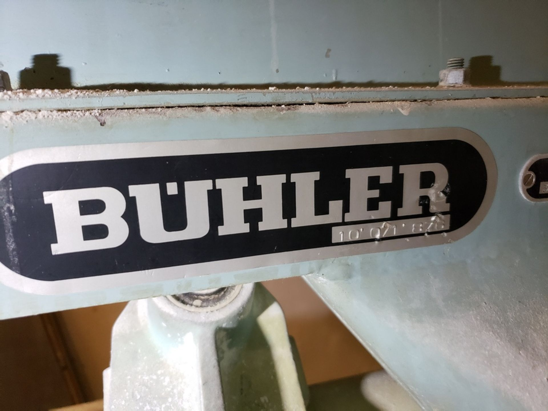 Lot 438 - Buhler De-Stoner, S/N 10-071-876 | Rig Fee: $700