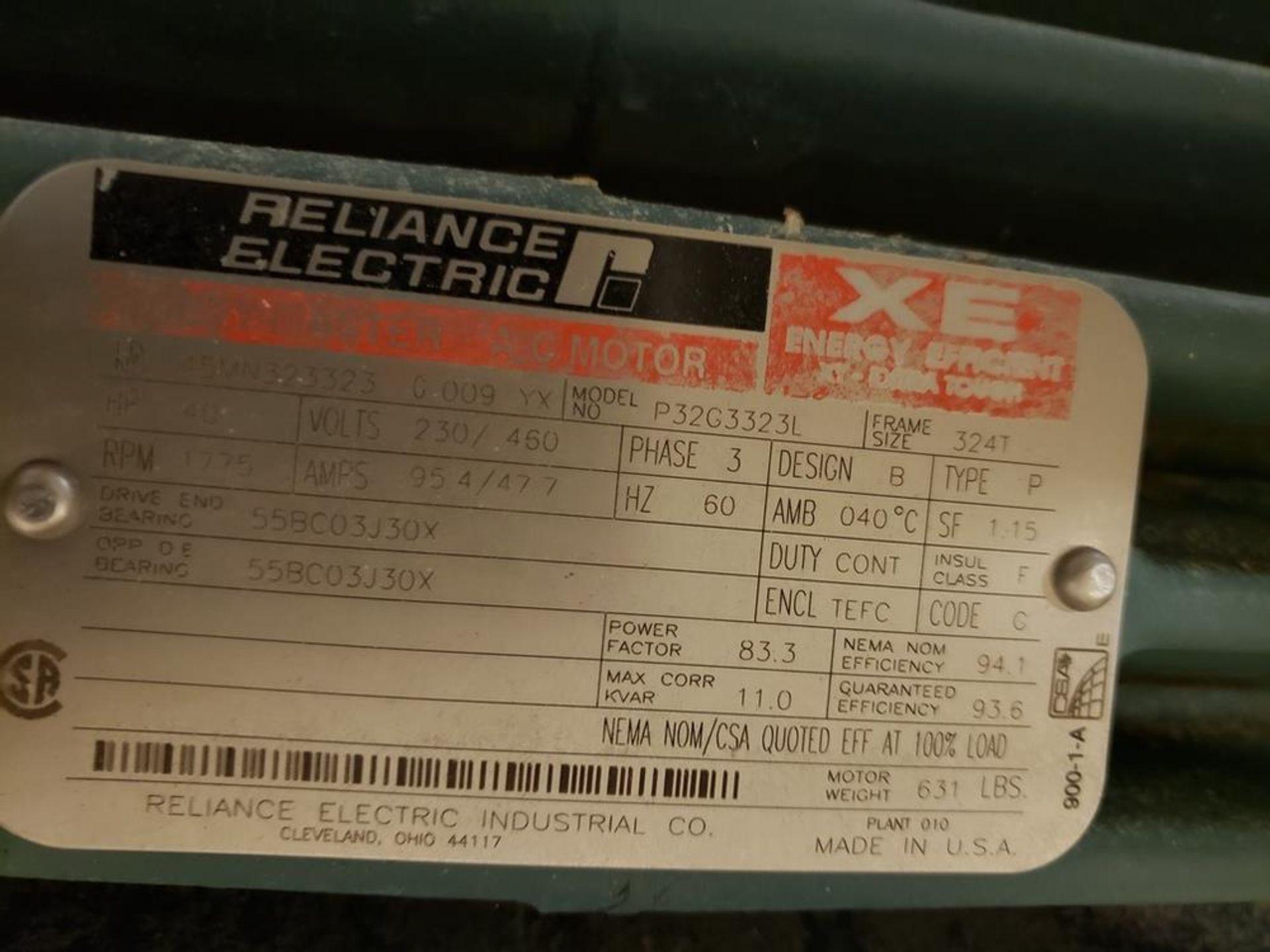 Lot 262 - 40 HP Blower Skid   Rig Fee: $400