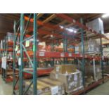 Bulk Lot for All Pallet Racking - Lots 35A - 35H - Subject to Piecemeal Lots 35A -   Buyer to Remove
