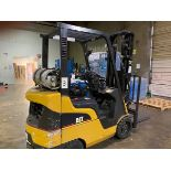 Cat CC4000 LPG Forklift s/n AT81F50079 (Delivery - 4/3/20), 1700 Hours, 3,125 #, 200   Rig Fee: $100
