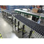 (2) Sections Best Flex Expandable Conveyor   Rig Fee: $50