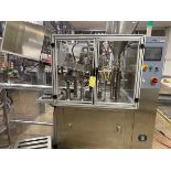 2012 JDA Packaging Equipment Super 30 Automatic 9-Pocket Hot Air Tube Filler s/n 230   Rig Fee: $650