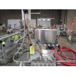 2011 Accutek Roll-On Perfume Production Line with 2011 Accutek 00-0102-1000 6-Head M   Rig Fee: $250