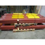 Approx. (70) Asst. 8' Beams - Subject to Bulk Bid Lot 35 - The greater of the aggr   Buyer to Remove
