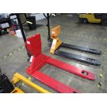 Dayton 2ZE61 Pallet Jack with Scale, 4,400#   Rig Fee: $0