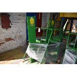(5) Saf-T-Cart Welding Carts