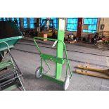 Saf-T-Cart Welding Cart