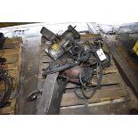 (3) Gardner Denver Pneumatic Chain Hoists