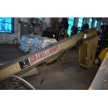Abell Howe Jib Boom, Rated 1 Ton Capacity, 15ft Length