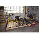 Husky Bicycle with Tool Box (Frame)