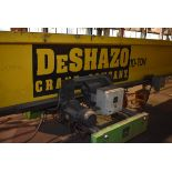 2007 DeShazo 10 Ton Bridge Crane with Stahl Hoist and Trolley, Approx 60ft Span, Over | Rig Fee $650