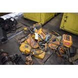 (4) Harrington Chain Hoists - Assorted Capacities