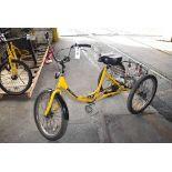 Husky Bicycle with Tool Box
