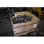 Crate of Assorted Chain Hoists