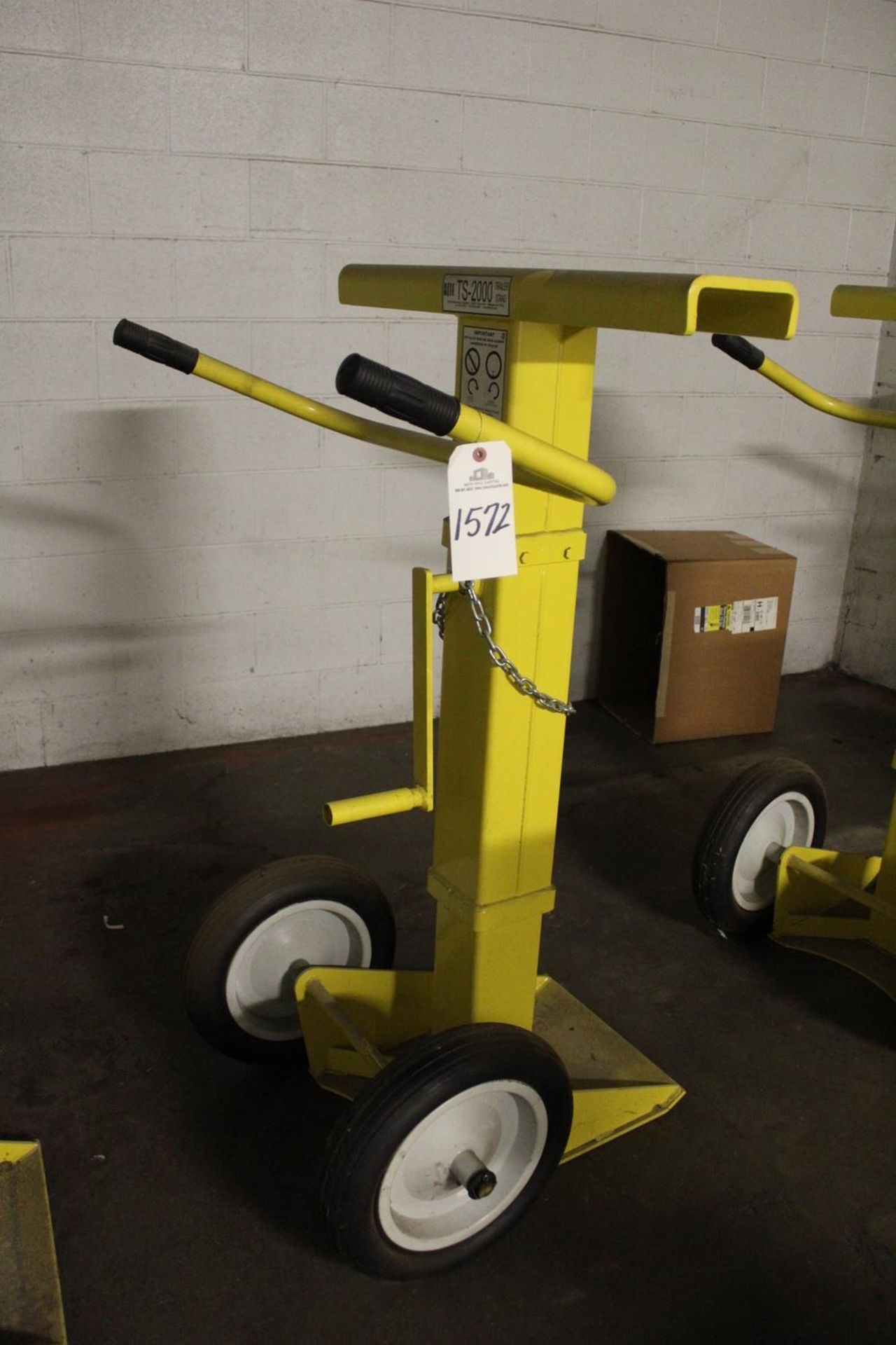Lot 1572 - Rite Hite TS-2000 Trailer Stand - Subject to Bulk Bid Lot 15 | Rig Fee: Hand Carry or Contact Rigger