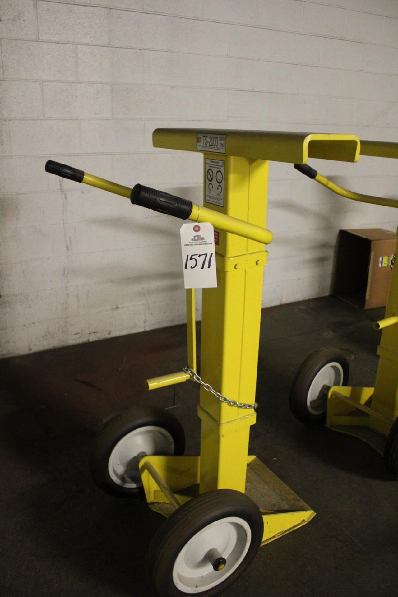 Lot 1571 - Rite Hite TS-2000 Trailer Stand - Subject to Bulk Bid Lot 15 | Rig Fee: Hand Carry or Contact Rigger