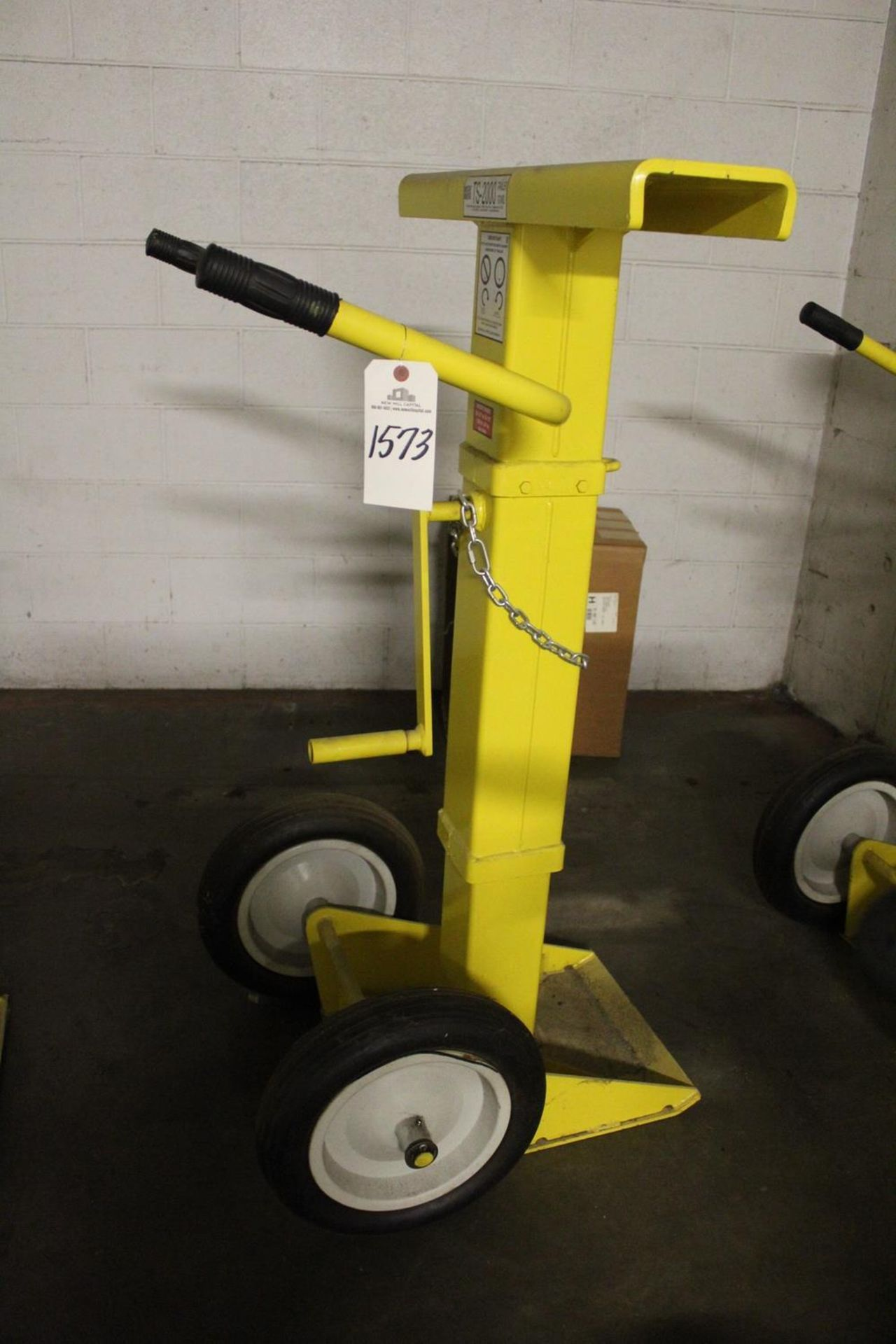 Lot 1573 - Rite Hite TS-2000 Trailer Stand - Subject to Bulk Bid Lot 15 | Rig Fee: Hand Carry or Contact Rigger
