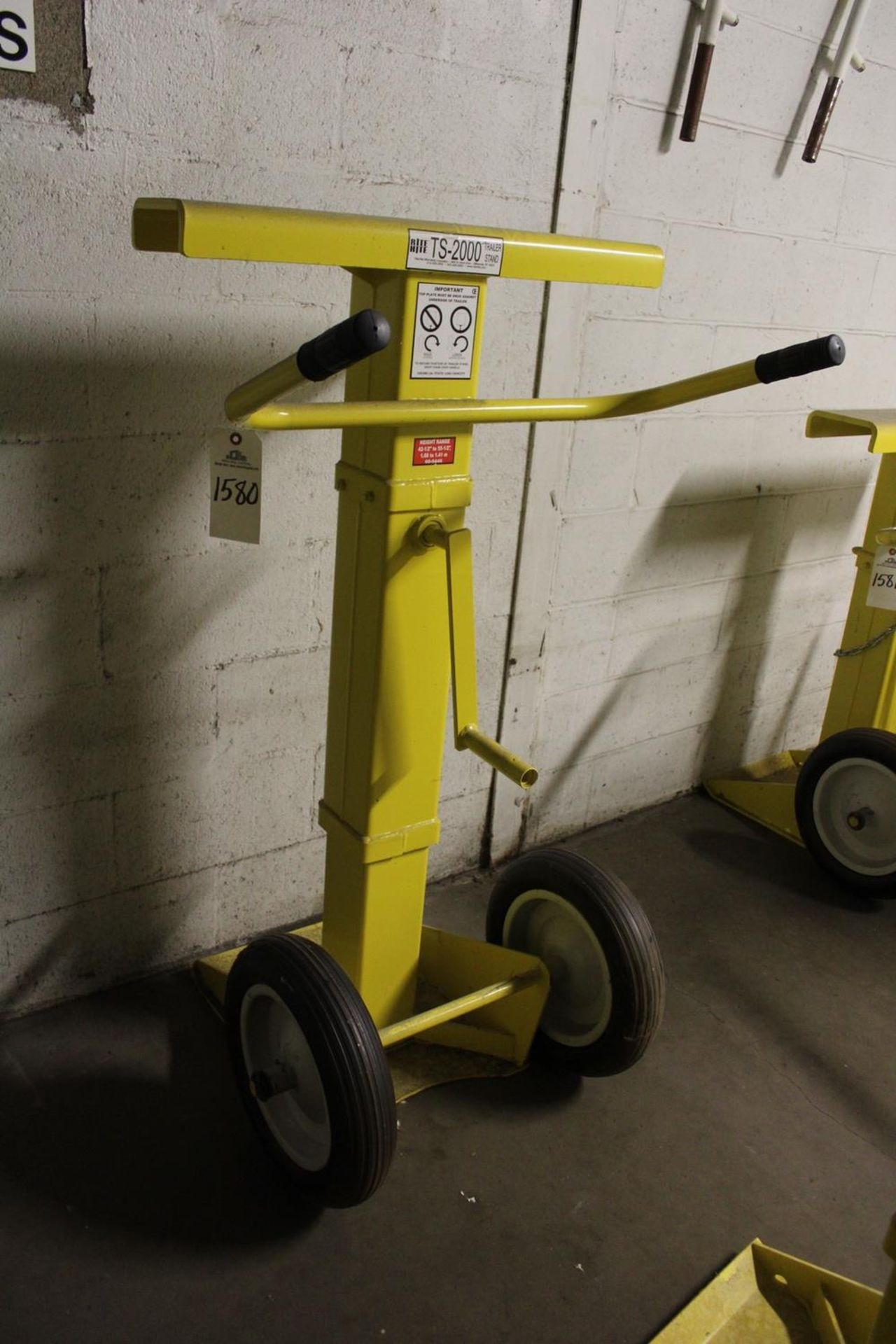 Lot 1580 - Rite Hite TS-2000 Trailer Stand - Subject to Bulk Bid Lot 15 | Rig Fee: Hand Carry or Contact Rigger