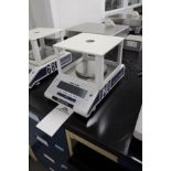 Mettler Toledo Balance Scale, M# ML303E /03, S/N B137240591 | Load Fee: $50 or Buyer Hand Carry