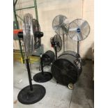 Lot of Fans   Rig Fee: $0