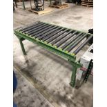 Approx 5ft Gravity Roller Conveyor   Rig Fee: $5