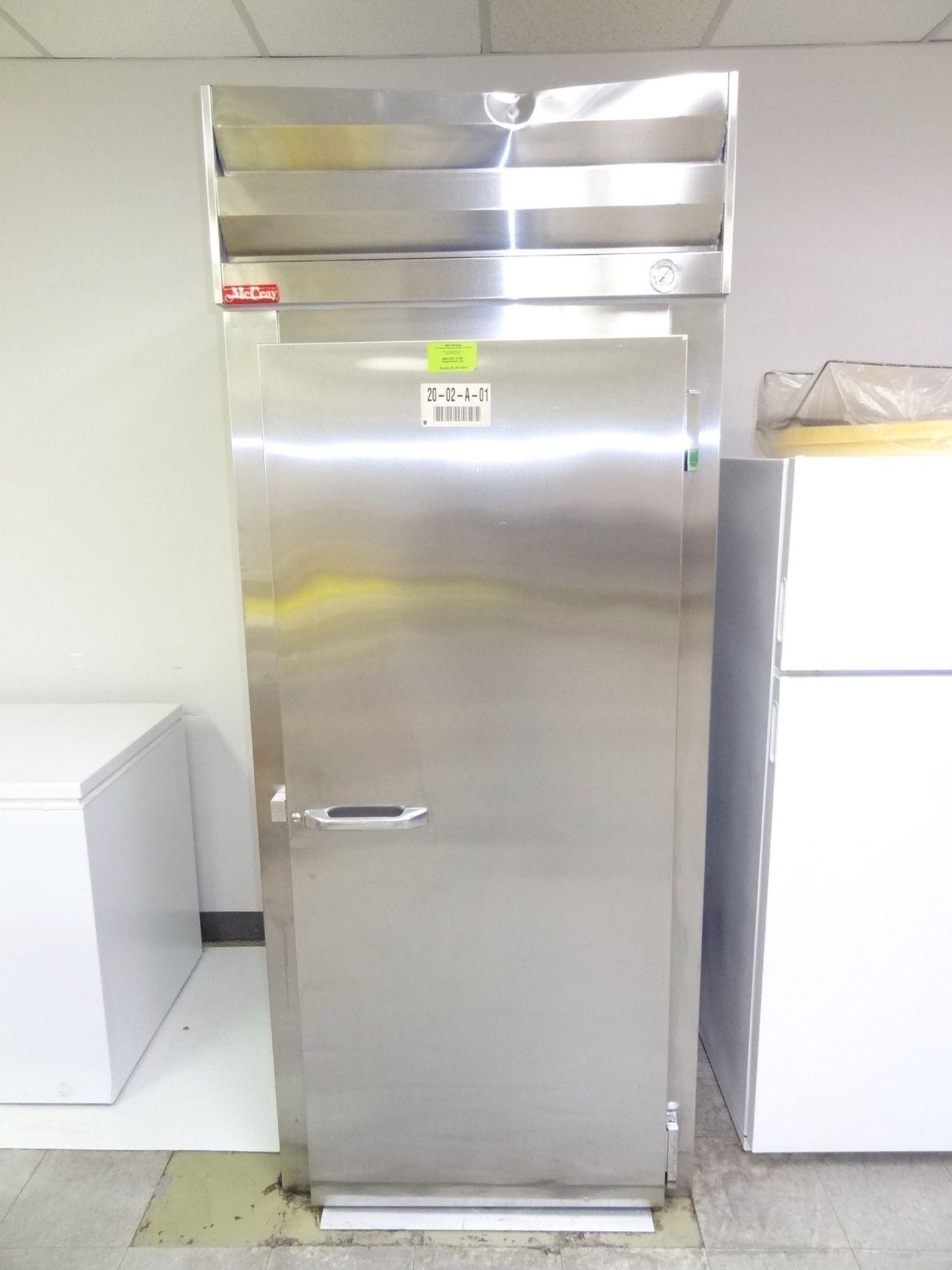 Lot 11 - McCray 55 Gallon Drum Refrigerator (Holds Drum at 42 deg) | Rig Fee: $50