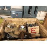 Crate Of Miscellaneous Parts for Filling Room   Rig Fee: $50