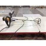 QEP 1300 Wet Power Mixer, 120V   Rig Fee: $0