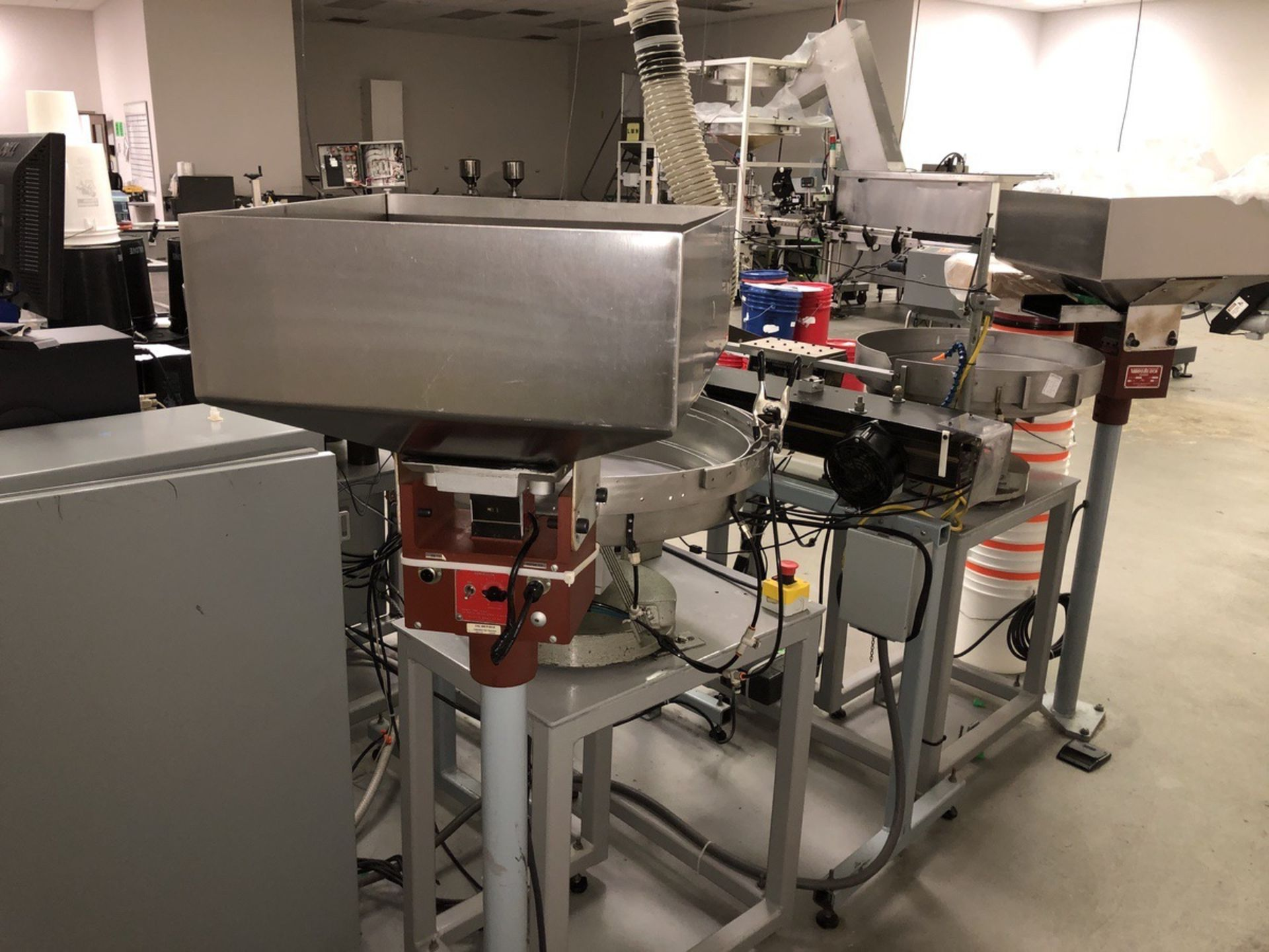 """Lot 68 - Automation Devices Nipset System, Carbon Dioxide """"L"""" Version Series 48 Laser That 