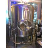 2014 DME 10 BBL SW Brite Tank, Approx Dims: 50in OD x 75in OAH, SN - Subj to Bulk   Rig Fee: $800
