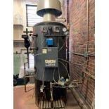 2014 Lattner Type HE Steam Boiler, Max Input: 518,000 BTU, Rated 15 - Subj to Bulk   Rig Fee: $1250