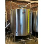 2014 DME Hot Liquor Tank, 20 BBL Capacity, Steam Jacketed, with Hot - Subj to Bulk   Rig Fee: $1250