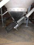 Flex Auger Conveyor & Motor - Subj to Bulk | Rig Fee: $275