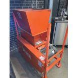 2014 Valmetal Model 2R.12 Double Roller Malt Mill, 4,400 Lbs/hr, Hop - Subj to Bulk   Rig Fee: $500