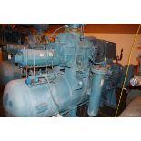 Frick 500HP Rotary Screw Ammonia Compressor, Model RWB II 222H, S/N S0623RFMCTHA003   Rig Fee: $1000