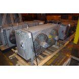 (2) IMECO 2-fan blowers, Model 35-250S, and IMECO 3-fan blower, model 35S-264H   Rig Fee: $200