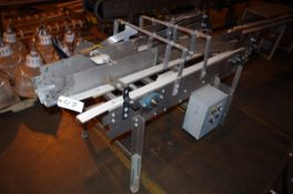 Conveyor merge unit and Best Flex extending conveyor table | Rig Fee: $50