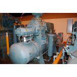Frick 500HP Rotary Screw Ammonia Compressor, Model RWB II 222H, S/N S0600QFMCTHA003   Rig Fee: $1000