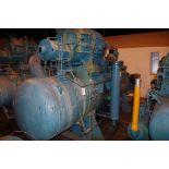Frick 300HP Rotary Screw Ammonia Compressor, Model RWB II 496B, S/N S0066RFMFTHA003   Rig Fee: $1000