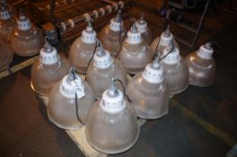 Lot of 20 Maxlite High Pressure LED Light Fixtures, model SKFHBP (No Bulbs) | Rig Fee: $50