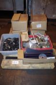 Lot of Assorted Plant and Maintenance Items: Fans, Blowers, Filters, Actuators, Swi | Rig Fee: $150
