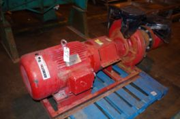 Armstrong 50HP pump, 1122 GPM, 1465RPM | Rig Fee: $50