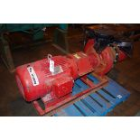 Armstrong 50HP pump, 1122 GPM, 1465RPM   Rig Fee: $50