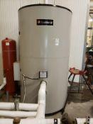 Lochinvar 560 Gallon Hot Water Storage Tank - Loc: NJ | Rig Fee: $250