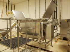 Paddle Blender - Will-Flow 300 Gallon Scraped Surface, Jacketed Paddle Bl - Loc: NJ | Rig Fee: $750