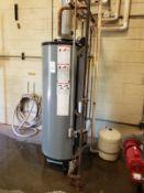 Rheem/Ruud 91 Gallon Hot Water Heater, M# G91-200-1 - Loc: NJ | Rig Fee: $115