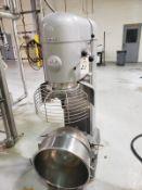 2011 Hobart 80 Quart Mixer, M# M-802, S/N 11-1036-621 - Loc: NJ | Rig Fee: $100
